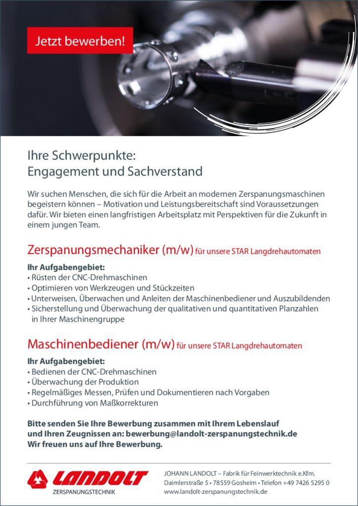 Fine Maschinenbediener Fähigkeiten Gallery - FORTSETZUNG ...