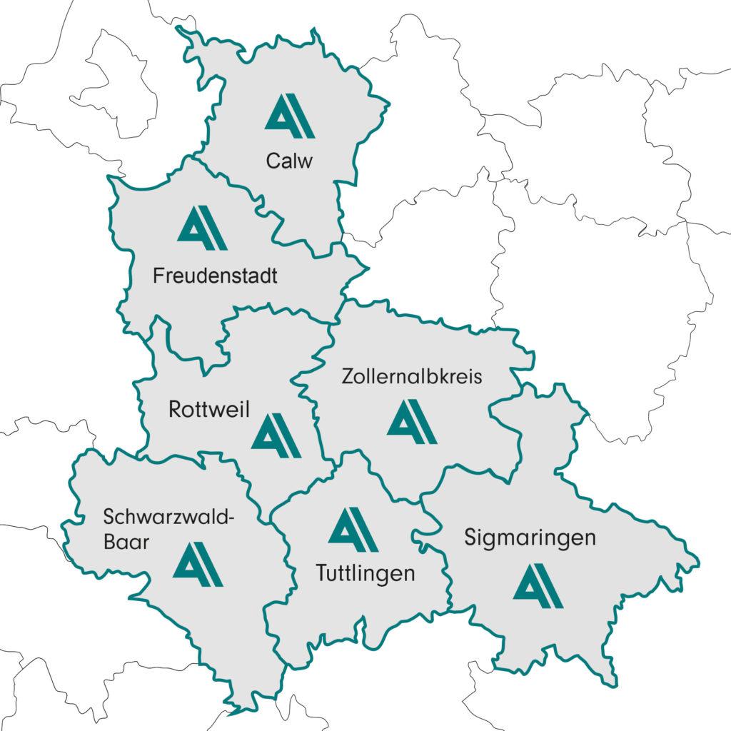 Arbeitsmarkt Aktuell Stellenanzeigen in den Landkreisen